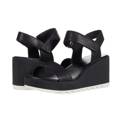 SOREL ソレル レディース 女性用 シューズ 靴 ヒール Cameron(TM) Wedge Sandal - Black