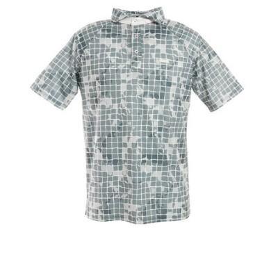 エピキュール(epicure)ゴルフウエア メンズ シーサイドチェックワイドカラーポロシャツ 151-22440-013