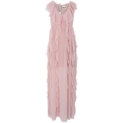 アニヤバイ ANIYE BY ロングワンピース&ドレス ライトピンク XS ポリエステル 100% ロングワンピース&ドレス