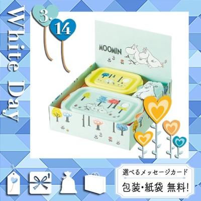 父の日 プレゼント ギフト 花 シール容器 2021 カード シール容器 ムーミン フォレスト ギフトセット