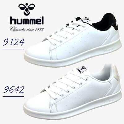 ヒュンメル HUMMEL BUSAN SMU 211830 軽量 コートスニーカー 9124 9642 レディース/メンズ