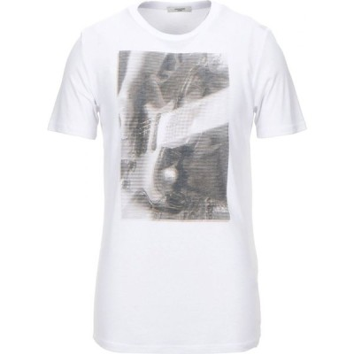 ジャック アンド ジョーンズ JACK & JONES PREMIUM メンズ Tシャツ トップス t-shirt White