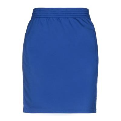 ジバンシィ GIVENCHY ミニスカート ブルー 36 ポリエーテル 100% / コットン ミニスカート