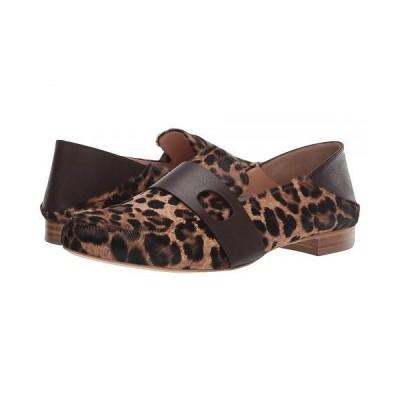 Rupert Sanderson ルパートサンダーソン レディース 女性用 シューズ 靴 ローファー ボートシューズ Portobello - Leopard Pony