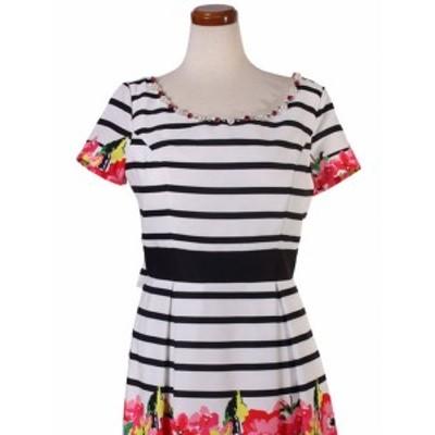 IRMA ドレス イルマ キャバドレス ナイトドレス ワンピース ボーダー 7号 S 9号 M 165622 クラブ スナック キャバクラ パーティードレス