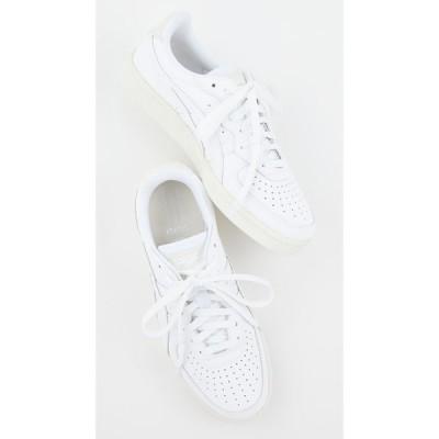 【残り1点!】【サイズ:22.5cm】オニツカタイガー Onitsuka Tiger レディース シューズ・靴 スニーカー GSM Sneakers White/White