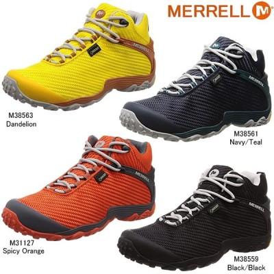 メレル カメレオン7 MERRELL CHAMELEON 7 ミッド トレッキングシューズ メンズスニーカー sneaker sneaker