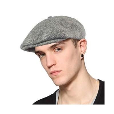 Janey&Rubbins HAT メンズ US サイズ: Medium カラー: グレー【並行輸入品】