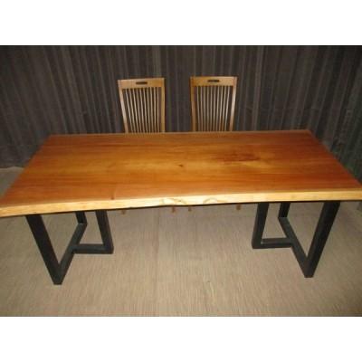 Z006■ 欅 ケヤキ 豪華 テーブル 板 ローテーブル ダイニング カウンター 座卓 天板 無垢 一枚板