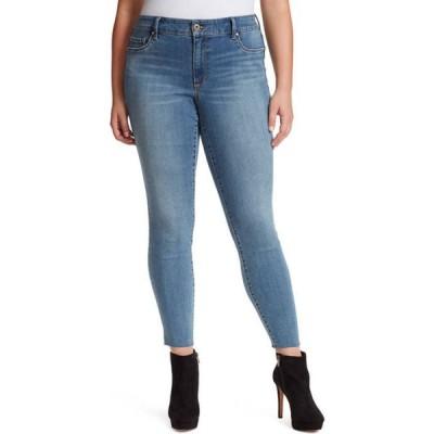 ジェシカシンプソン レディース デニムパンツ ボトムス Plus Size Kiss Me Skinny Jeans