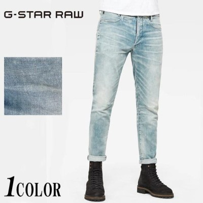 ジースター ロウ G-STAR RAW ジーンズ デニム パンツ メンズ ディースタッグ スリム D-Staq 3D Slim D05385-C430