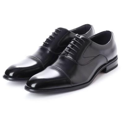 新発売 LM3016 リモンティバ 撥水 ロングノーズ 本革 ビジネスシューズ レザーメンズビジネスシューズ 紐ストレートチップ 結婚式 牛革 紳士靴 靴 ブラック
