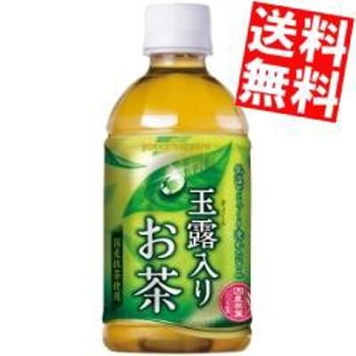 【送料無料】ポッカサッポロ 玉露入りお茶 350mlPET 24本入 [緑茶][のしOK]big_dr