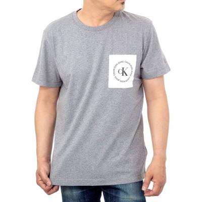 カルバンクライン Calvin Klein Tシャツ J30J314761P2F グレー