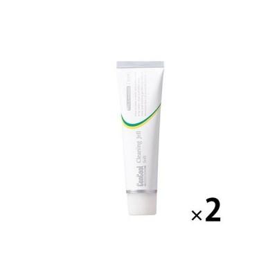 歯科医院取扱品 コンクール クリーニングジェルソフト 40g 1セット(2本) ウエルテック 歯磨き粉