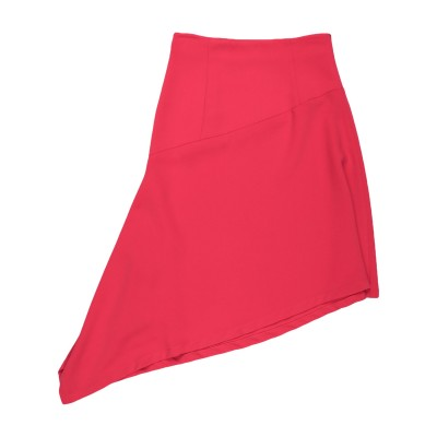 カオス KAOS ひざ丈スカート フューシャ 42 ポリエステル 91% / ポリウレタン 9% ひざ丈スカート