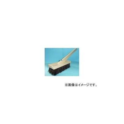 イノウエ商工 本長毛(黒・ゴマ) 1丁 柄付 IS-914