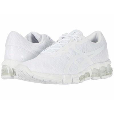 アシックス スニーカー シューズ レディース GEL-Quantum 180 5 White/White