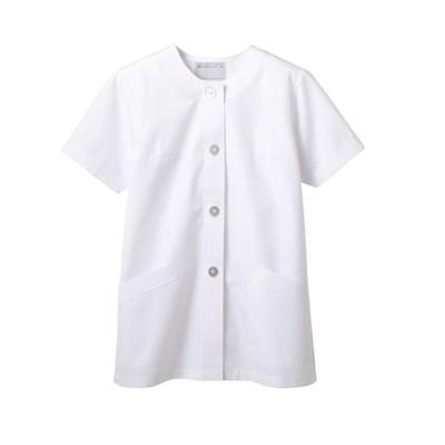 MONTBLANC 1-032 調理衣(半袖)(女性用) 【業務用】コック服