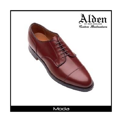 ALDEN オールデン ウォルナットブラウン カーフスキン Aberdeen Last ドレスシューズ ビジネス メンズ 靴