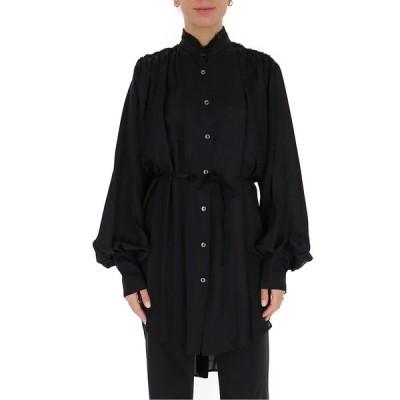 アン ドゥムルメステール レディース カットソー トップス Ann Demeulemeester Nanette Shirt -