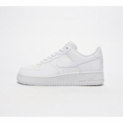 ナイキ Nike レディース スニーカー シューズ・靴 air force 1 07 se trainer White