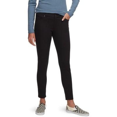 ベイスンアンドレンジ カジュアルパンツ レディース ボトムス Soft Stretch Twill Pant - Women's Black