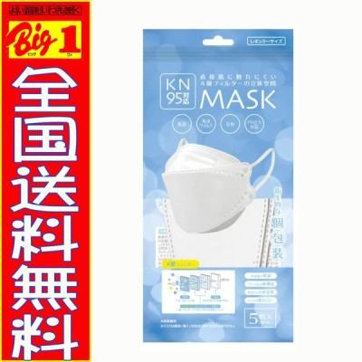 KN95対応 立体空間4層マスク FS−54