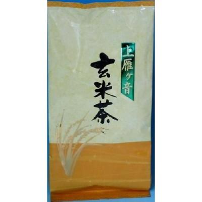 Japanesetea 上雁ヶ音玄米茶 200g  864円税込 全国送料無料(クリックポスト・メール便)選定必要