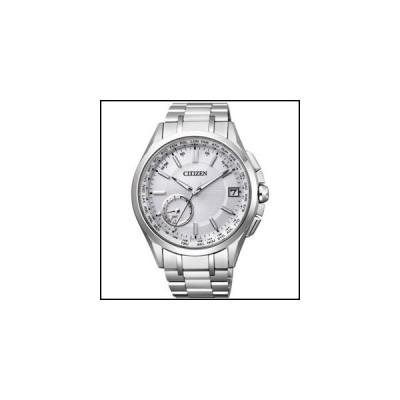 シチズン アテッサ F150 サテライト ウエーブ ソーラー 電波 時計 メンズ 腕時計 CC3010-51A
