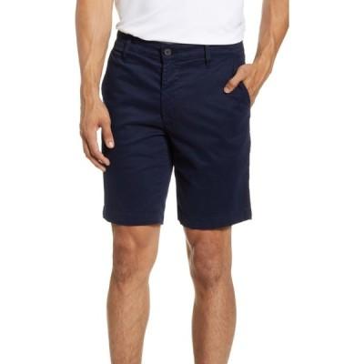 エージー AG メンズ ショートパンツ スキニー・スリム ボトムス・パンツ Wanderer Modern Slim Fit Shorts Midnight Berlin