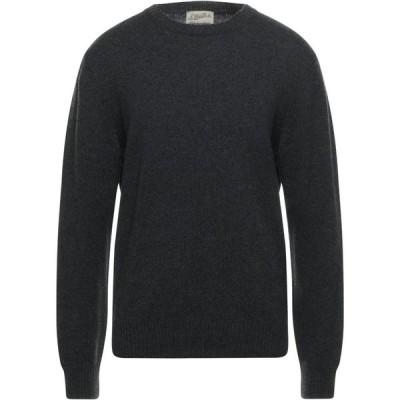 サン モリッツ S. MORITZ メンズ ニット・セーター トップス Sweater Lead