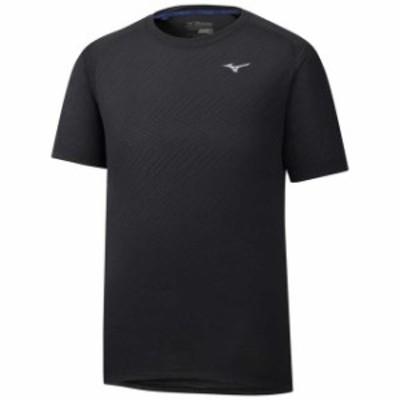 mizuno ミズノ ランニング&トライアスロン 男性用ウェア Tシャツ mizuno alpha-vent