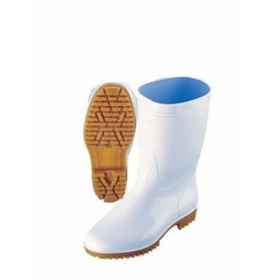 弘進 ゾナG5 白長靴(耐油性) 24.5cm    [7-1365-0105 6-1305-0105  ]