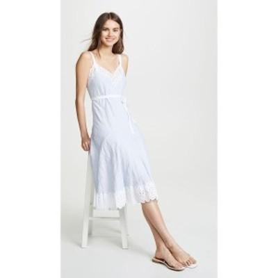レベッカ テイラー Rebecca Taylor レディース ワンピース ワンピース・ドレス Sleeveless Stripe Tank Dress Blue Combo