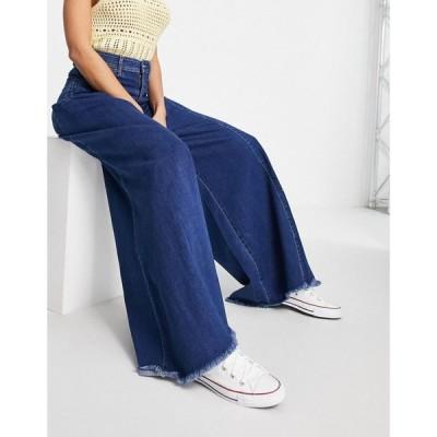 フリー ピープル We The Free by Free People レディース ジーンズ・デニム ボトムス・パンツ santa cruz wide leg jeans in 70's wash denim