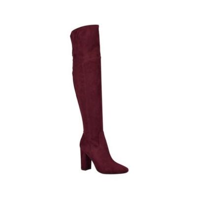 ゲス レディース ブーツ・レインブーツ シューズ Mireya Tall Women's Regular Calf Dress Boots