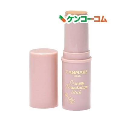 キャンメイク(CANMAKE) クリーミーファンデーションスティック 02 ナチュラルベージュ ( 1本 )/ キャンメイク(CANMAKE)