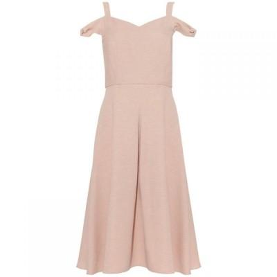 フェイズ エイト Phase Eight レディース ワンピース ワンピース・ドレス Corali Cold Shoulder Dress Dusty Rose