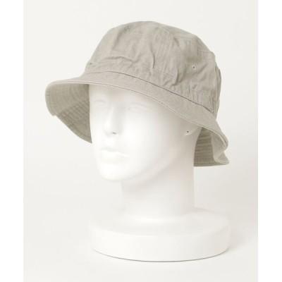 BEAVER WOMEN / COBRA CAPS/コブラキャップス BUCKET WASHED COTTON HAT バケットウォッシュドコットンハット MEN 帽子 > ハット