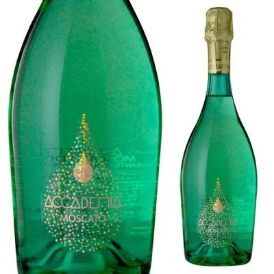 ボッテガ アカデミア モスカート 750ml スパークリング 甘口 箱なし 酒 スパークリングワイン ワイン プレゼント ギフト お祝い 内祝い 母 父 お母さん 結婚祝い