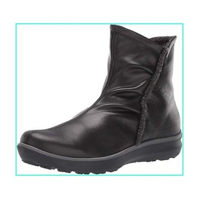【新品】Arcopedico Women's Black Ice Boot 7-7.5 M US(並行輸入品)