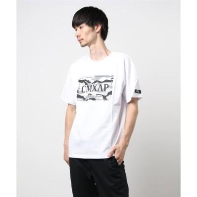 tシャツ Tシャツ KI/CMXAP カモボックスロゴ Tシャツ