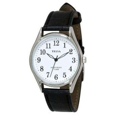 メンズ ウォッチ 腕時計 TELVA テルバ TE-AM008-WTS [メール便 日時指定代引不可][CREPHA] クレファー
