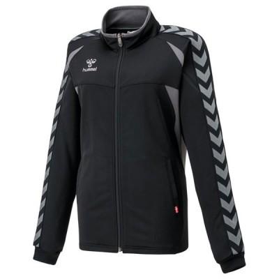 レディースウォームアップジャケット  Hummel ヒュンメル トレーニングシャツ (HLT2066)