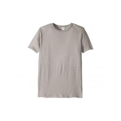 Alternative Kids キッズ 子供用 ファッション 子供服 Tシャツ Keeper Vintage Jersey Crew T-Shirt (Big Kids) - Smoke Grey
