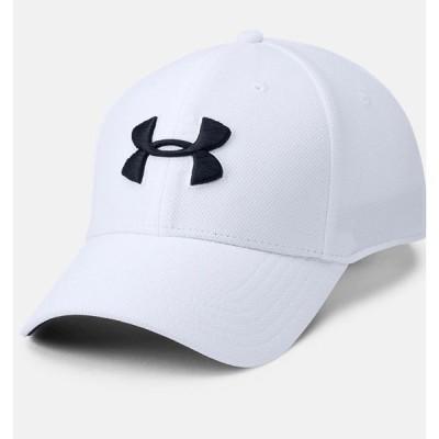 【クーポン発行中】 アンダーアーマー UNDER ARMOR メンズ トレーニング キャップ 帽子 UA ブリッツィング3.0 キャップ 1305036 100
