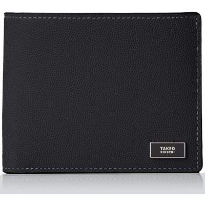 [タケオキクチ] 財布 スクール小物 745614 クロ
