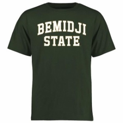 Fanatics Branded ファナティクス ブランド スポーツ用品  Bemidji State Beavers Green Everyday T-Shirt