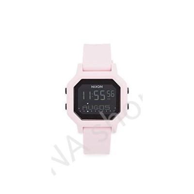 Nixon Women's The Siren 38mm Watch, Pale Pink, One Size(並行輸入品)